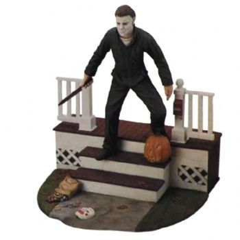 Halloween Michael Myers 1:8 Scale Model Kit Moebius